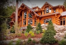 Cottage & Log Homes