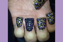 My Flare Nails / Nails by Amanda Vargas @ The Upperedge Day Spa & Salon
