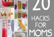 Mom Hacks / by Mops Naples