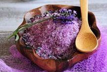 Lavender Love / The benefits of the amazing lavender plant in skincare, aromatherapy and some colour inspo as well