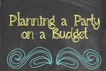 Party and Gift Ideas / Party budgets, DIY decorations and budget-friendly gifts!