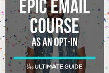 E-Courses / A collection of e-courses, workshops, tutorials and even instructions on how to make your own online course!