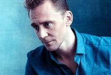 Tom Hiddleston / British Actor. I'd love a photoshoot with him and Wentworth! Oh.My.God.Deaded!