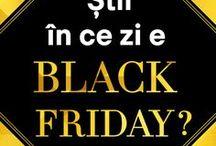 Black Friday 2016 / Vom avea la reducere toate aceste produse și mlte altele de Black Friday. Verifică oferta pe data de 25.11.2016 la Bfashion.com!