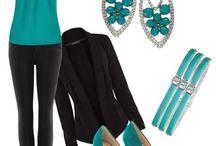 Capsule wardrobe & colours