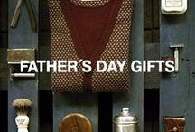 FATHER´S DAY GIFTS / Do you have the best father in the world? Get inspired and give him a day full of amazing memories (and lots of presents!).
