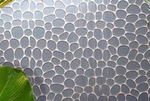 Glass Tile Range / Our new interlocking innovation is transforming glass as a medium to light up interior spaces, capturing symmetrical patterns in beautiful colours and finishes.