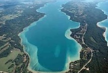 """""""Up North"""", Michigan / There are many places to go, but the greatest of these is Torch Lake.  / by Shayla Weston"""