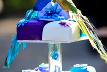 Wedding Cakes in Tahoe / Lake Tahoe has fabulous bakers who create masterpieces for your wedding or special event.