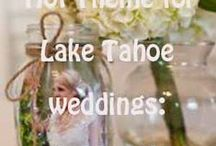 Lake Tahoe Wedding Blog / Our Lake Tahoe brides love to read helpful hints, suggestions, ideas and wedding stories.  You don't have to be married in Lake Tahoe to find helpful information here.