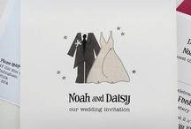 Wedding Invitations / Save-the-date / Wedding Invitations / Save-the-date  / by AMK WEDDING PHOTOGRAPHY