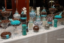 Wedding Trends / Wedding Colors, Advice, Candy Table, Misc.