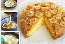 Desserts :) / by Cynthia Sheffield