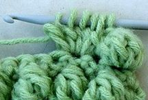 Tricot, Crochet, Broderie & Tressage