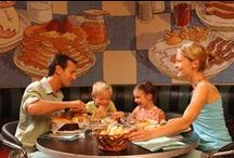 Half Board Meal Plans - Clippers Quay Travel / Disneyland Paris - Half Board Meal Plans