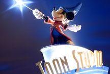 Toon Studios - Clippers Quay Travel / Walt Disney Studios Park - Toon Studios, Disneyland Paris