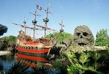 Adventureland - Clippers Quay Travel / Disneyland Park - Adventureland, Disneyland Paris