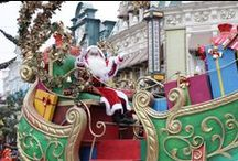 Disney's Enchanted Christmas - Clippers Quay Travel / Disneyland Paris - Disney's Enchanted Christmas