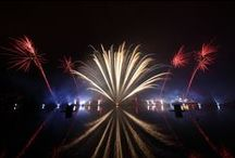 Mickey's Magical Fireworks & Bonfire - Clippers Quay Travel / Disneyland Paris - Mickey's Magical Fireworks & Bonfire