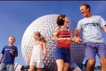 Epcot - Clippers Quay Travel / Epcot - Walt Disney World Resort