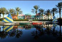 Disney's Caribbean Beach Resort - Clippers Quay Travel / Walt Disney World Resort, Disney Resort Hotels - Disney's Caribbean Beach Resort