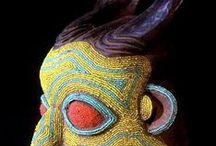mascaras y marionetas / by eugenia taze