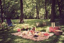 Picnic + Outdoor