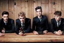 Suits + Men