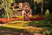 Garden + Outside