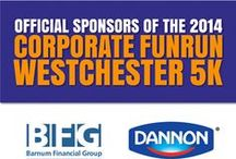 Our Sponsors and Teams / At Corporate FunRun we have a variety of sponsors for our events as well as teams from various companies in the region. These teams organize together and raise money for awesome charities!