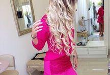 hairstyle for long hair / hairstyle for long hair