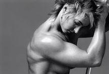 Athletic Body / Art of athletic body. Fitness.