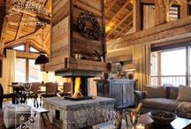 The Ecurie - a 4 bedroom luxury mountain retreat / The Ecurie is the renovation of an ancient Savoie stable into a luxury mountain home for 8 guests