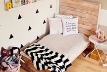 K I D S B E D R O O M / Looking to update your child's bedroom? Get a glimpse of what is possible with these ideas!