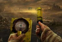 Post Apocalypse / Post apocalyptic stuff like Fallout, Mutant: Year Zero, Mad Max and so on...