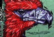 animes e desenho grafitagem / e arte