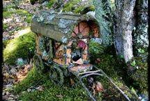 Fairy Garden Carriages - Inspiration