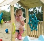 PLUM PLAY CENTRES / Fuelled by little imaginations, Plum's Wooden Play Centres become teetering towers, soaring planes and mighty ships sailing stormy seas. Choose from tiny towers for toddlers, activity centres filled with acrobatics or hide out towers for aspiring explorers.