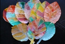 Fall Crafts / by Denise Senzig