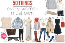 My Style / Always trying to find my style!  / by Gina Carver