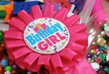 Birthday Ideas... / by Jennifer Hubbard