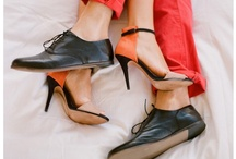 F00TSiES / From High Heels to Boots, Pumps, Wedges, Strappy Sandals, Loafers, Sneaks and Flats  / by Maricel Sison