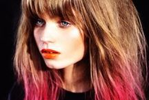 Hair Trends / What's trending with hair. See some of the newest styles and hair fashions.