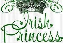 Lucky to be Irish / St. Patrick's Day ideas