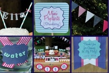 Maddux birthday party  / by Ammie Chapman