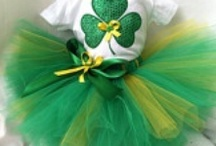 St. Pattys Day ideas / by Ammie Chapman
