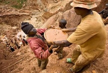 conflict minerals / how we can end the use of conflict minerals and all the misery they represent?
