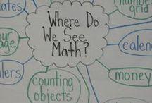 Math / by Tonnya Helmuth Beck