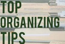 Getting Organized / by Jennifer Hubbard
