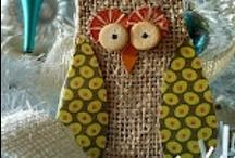 Owls / by Tonnya Helmuth Beck